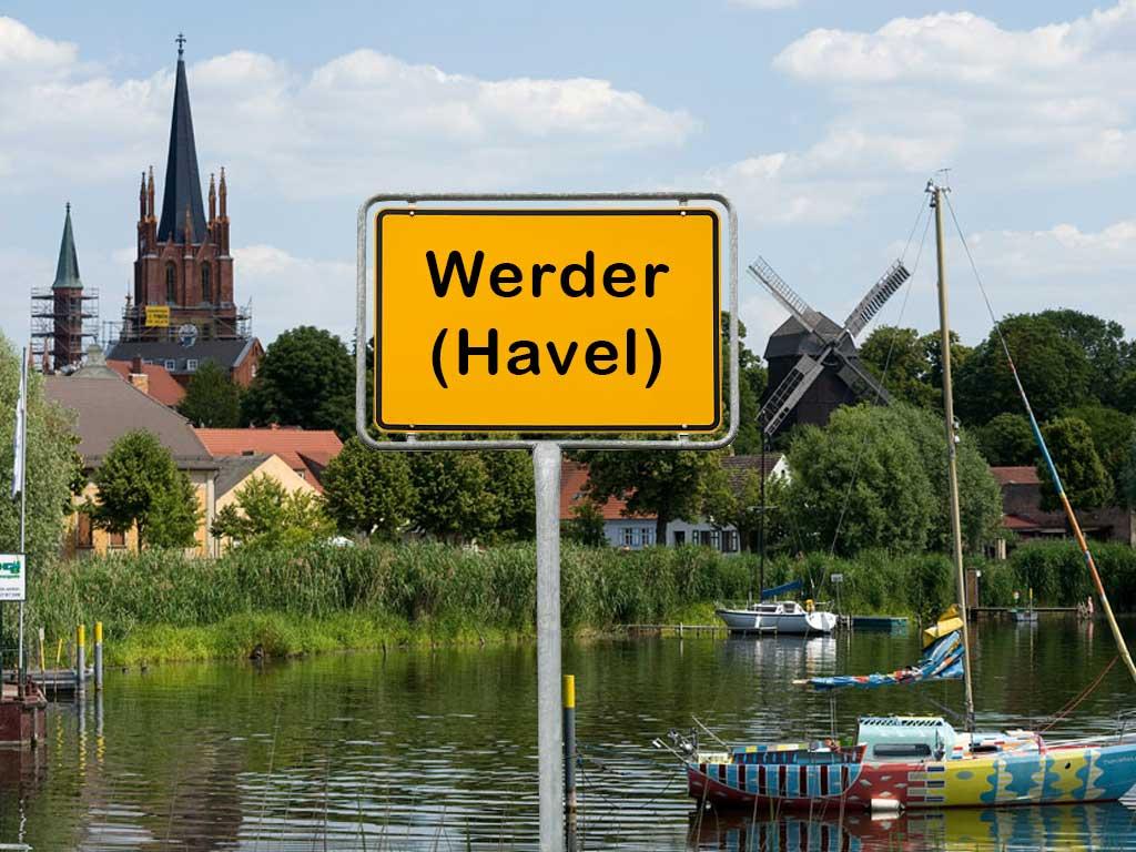 Tag 1: 57 km | Berlin – Werder (Havel)