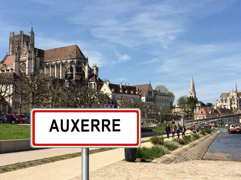 Tag 15: 80 km | Villeneuve-la-Guyard – Auxerre