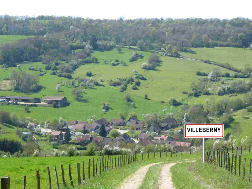 Tag 17: 25 km | Benoisey – Villeberny