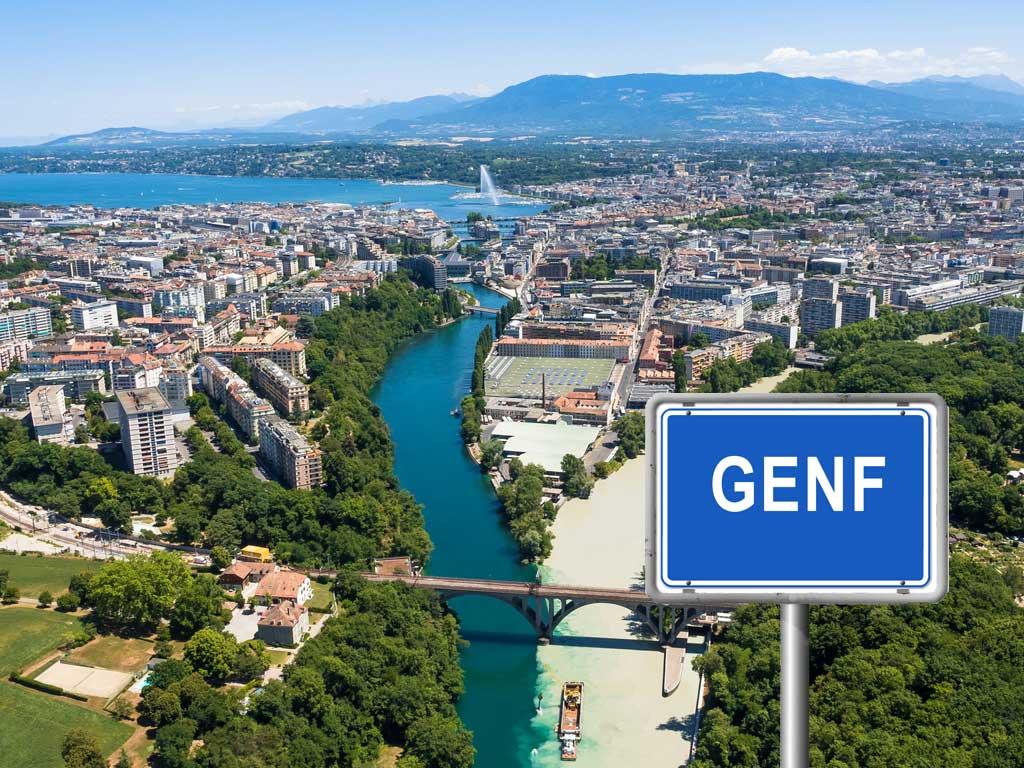 Tag 21: 167 km | Versoix – Genf