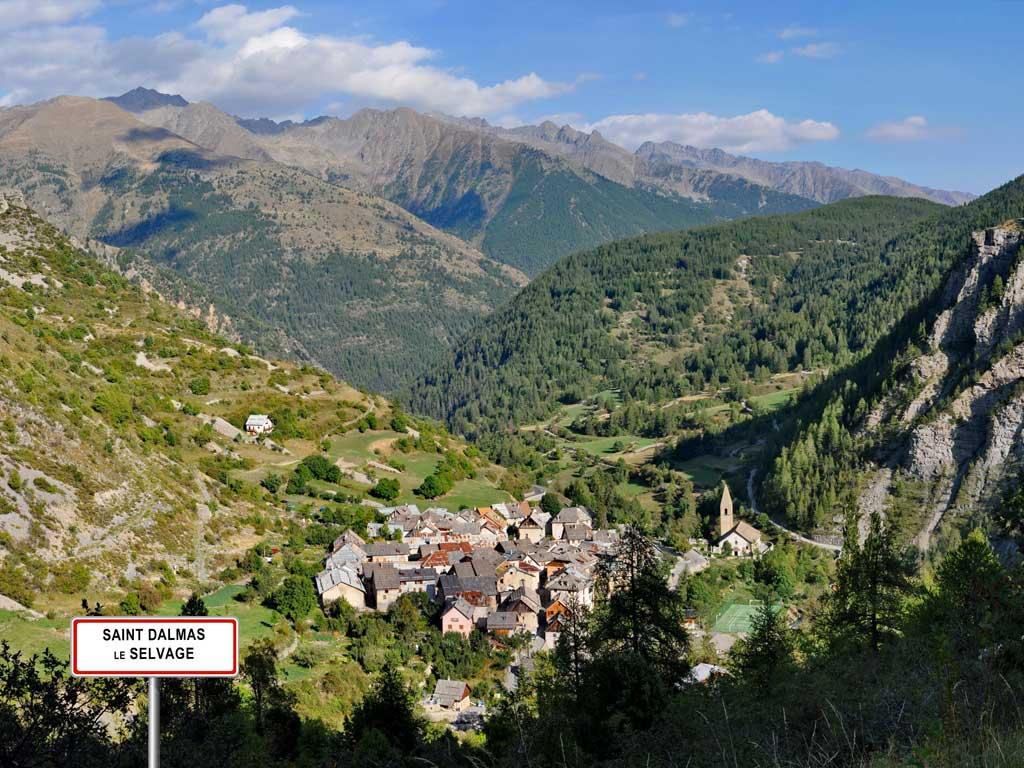 Tag 25: 93 km | Saint-Martin-de-Queyrières – Saint-Dalmas-le-Selvage