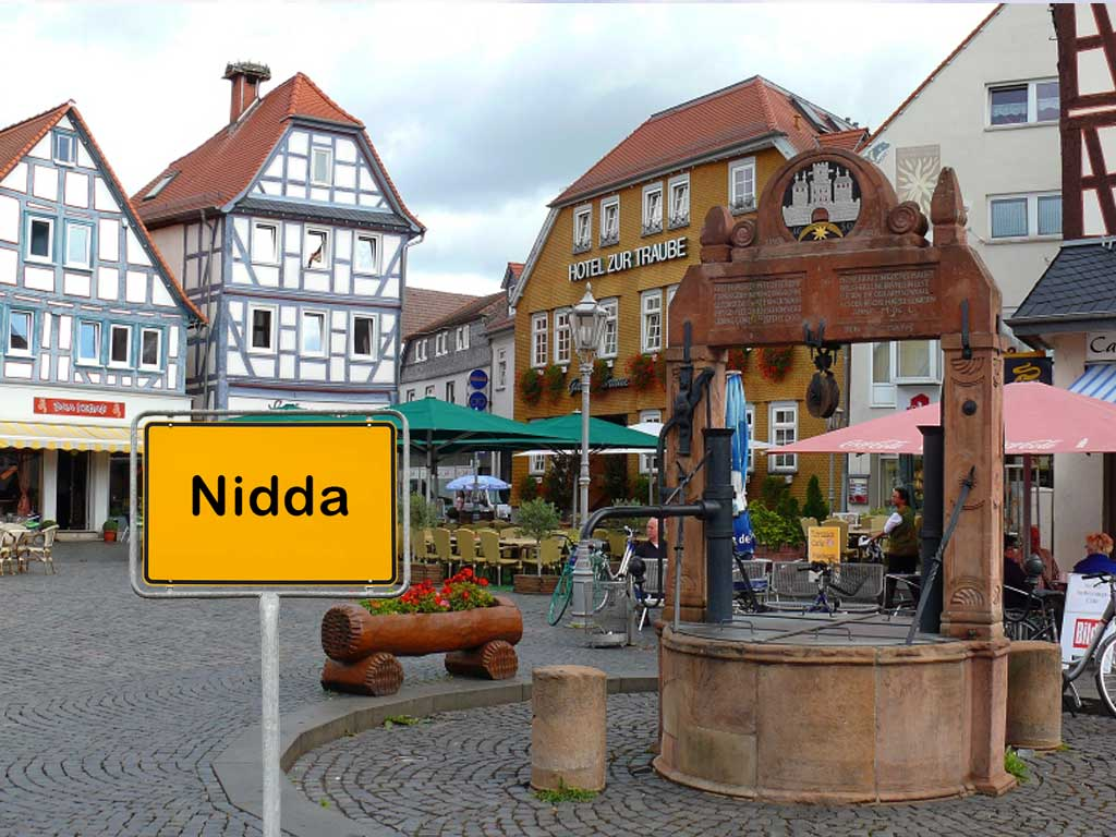 Tag 5: 179 km | Sondershausen – Nidda